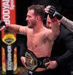 Juara Kelas Berat UFC Siap Bertinju, Ogah Lawan Mike Tyson