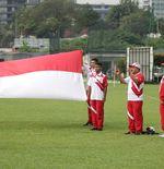 Timnas Indonesia U-23 Pesta Gol Setelah Upacara Hari Kemerdekaan pada Tiga Tahun Lalu