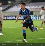 Inter Milan Belum Negosiasi Kontrak Baru untuk Lautaro Martinez