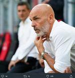 AC Milan vs AS Roma: Stefano Pioli Prediksi Kedua Tim Bermain Terbuka