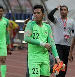 Kiper Muda Persija Resmi Dipinjamkan ke Klub Liga 2, Bepe Berharap Bisa Lebih Matang