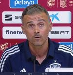 Italia vs Spanyol: Luis Enrique Sebut Kesamaan Kedua Kesebelasan