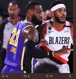 Bukti LA Lakers Tim Uzur, Dihuni 6 dari 12 Pebasket Tertua NBA