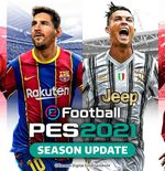 Konami Rilis eFootball PES 2021 dengan Sejumlah Fitur Baru
