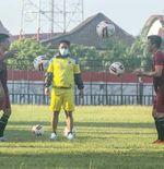 Pemain Muba Babel United Jalani Tes Fisik Berlapis demi Program Latihan