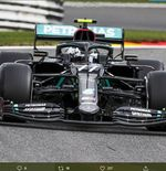 Hasil FP1 F1 GP Rusia 2020: Valtteri Bottas Tercepat, Lewis Hamilton Tercecer