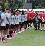 Total Statistik 7 Laga Timnas U-19 Indonesia Selama di Kroasia