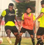 Bek Naturalisasi Muba Babel United Mulai Gabung Latihan Tim