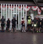 Makassar Cycling Club Gelar Farewell Gowes Kapolda Sulsel