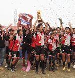 Liga TopSkor U-12: GMSA Juara Usai Kalahkan Revolution Soccer