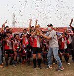 Liga TopSkor U-12: Rekapitulasi Musim Kompetisi 2019-2020
