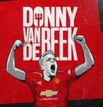 RESMI: Donny van de Beek Rekrutan Perdana Manchester United