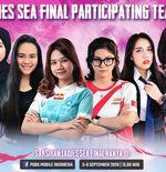 Daftar 16 Tim PUBG Mobile Perempuan yang Akan Tampil di PMPL Ladies SEA Final 2020