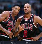 Starting 5 Pebasket versi Legenda NBA Scottie Pippen
