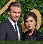 David Beckham dan Victoria Sempat Terinfeksi Covid-19 usai Berpesta