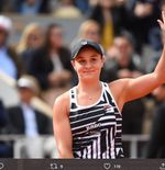 Gagal Juara Madrid Open 2021, Ashleigh Barty Mengaku Kewalahan Hadapi Rival di Final
