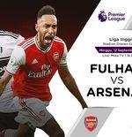Link Live Streaming Liga Inggris: Fulham vs Arsenal