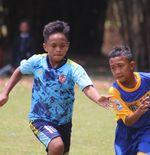 Liga TopSkor U-12: Lawan Grogi, Tik Tak Football First Menang tapi Belum Maksimal
