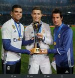 Pujian Fabio Coentrao untuk Real Madrid dan Cristiano Ronaldo: Terbaik di Dunia