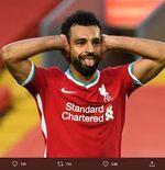 Mohamed Salah 100 Persen Fokus untuk Liverpool