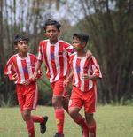 Liga TopSkor U-12: Joko Kuspito, Eks-Pemain Persija Bawa ISA MB Berjaya