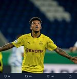 VIDEO: Kisah 4 Tahun Jadon Sancho di Borussia Dortmund