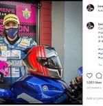Gadis Binaan Kamp Balap Milik Valentino Rossi Itu Juara Women's European SS300 Cup