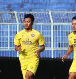 Sesi Latihan Arema FC Dihadiri Satu Pemain Baru
