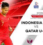 Hasil Timnas U-19 Indonesia VsQatar U-19: Garuda MudaRaih Kemenangan Perdana