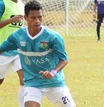 Muba Babel United Rekrut Mantan Winger Persita,Teja Ridwan