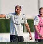 Permintaannya Dikabulkan, Giorgio Chiellini Sepakat Teken Kontrak Baru di Juventus