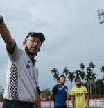 Bambang Nurdiansyah:Lawan Uji Coba Muba Babel United Levelnya Harus Naik