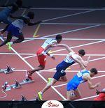 Christian Coleman Dilarang  Tampil di Olimpiade Tokyo Usai 3 Kali Mangkir Tes Doping
