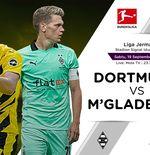 Prediksi Liga Jerman: Borussia Dortmund vs Borussia Monchengladbach