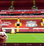 Gaya Bermain Thiago Alcantara Dianggap Tidak Cocok dengan Liverpool