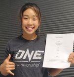 One Championship Segera Tentukan Waktu Debut untuk Adik Angela Lee