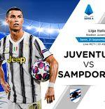 Prediksi Liga Italia: Juventus vs Sampdoria
