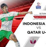 Prediksi Timnas U-19 Indonesia U-19 vs Timnas U-19 Qatar