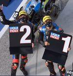 Hasil Kualifikasi Moto2 GP Emilia Romagna 2020: 2 Murid Valentino Rossi Berjaya, Andi Gilang Terus Merosot