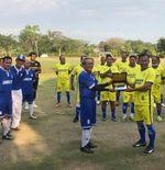 PSIM Legend Bernostalgia dengan Mantan Pemain Timnas Indonesia