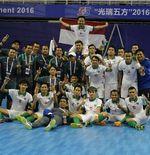 Spesial Futsal: Dadang Iskandar, Peran Ganda Melatih Futsal dan Sepak Bola