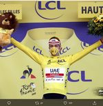 Strategi Akhir Bawa Tadej Pogacar Dekati Gelar Tour de France 2020