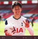 Tampil Menawan, Tottenham Hotspur Prioritaskan Kontrak Baru Son Heung-min