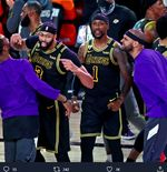 NBA Finals 2020: Cedera Tak Halangi Niat Anthony Davis Turun di Gim Keenam