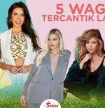 5 WAGs Tercantik Liga Spanyol