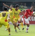 Datangkan Bruno Lopes, Madura United Makin Persija-sentris
