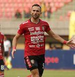Isyarat Ilija Spasojevic Tinggalkan Bali United Ternyata Hanya Prank