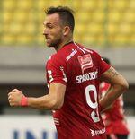 Ucapkan Terima Kasih, Ilija Spasojevic Beri Isyarat Tinggalkan Bali United