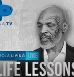 Kisah Mike Tyson Akan Dikupas dalam Mola Living Live