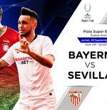 Prediksi Piala Super Eropa 2020: Bayern Munchen vs Sevilla